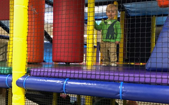 Indoor Playgrounds & Play Cafes