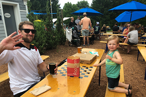 Best Beer Gardens for Kids