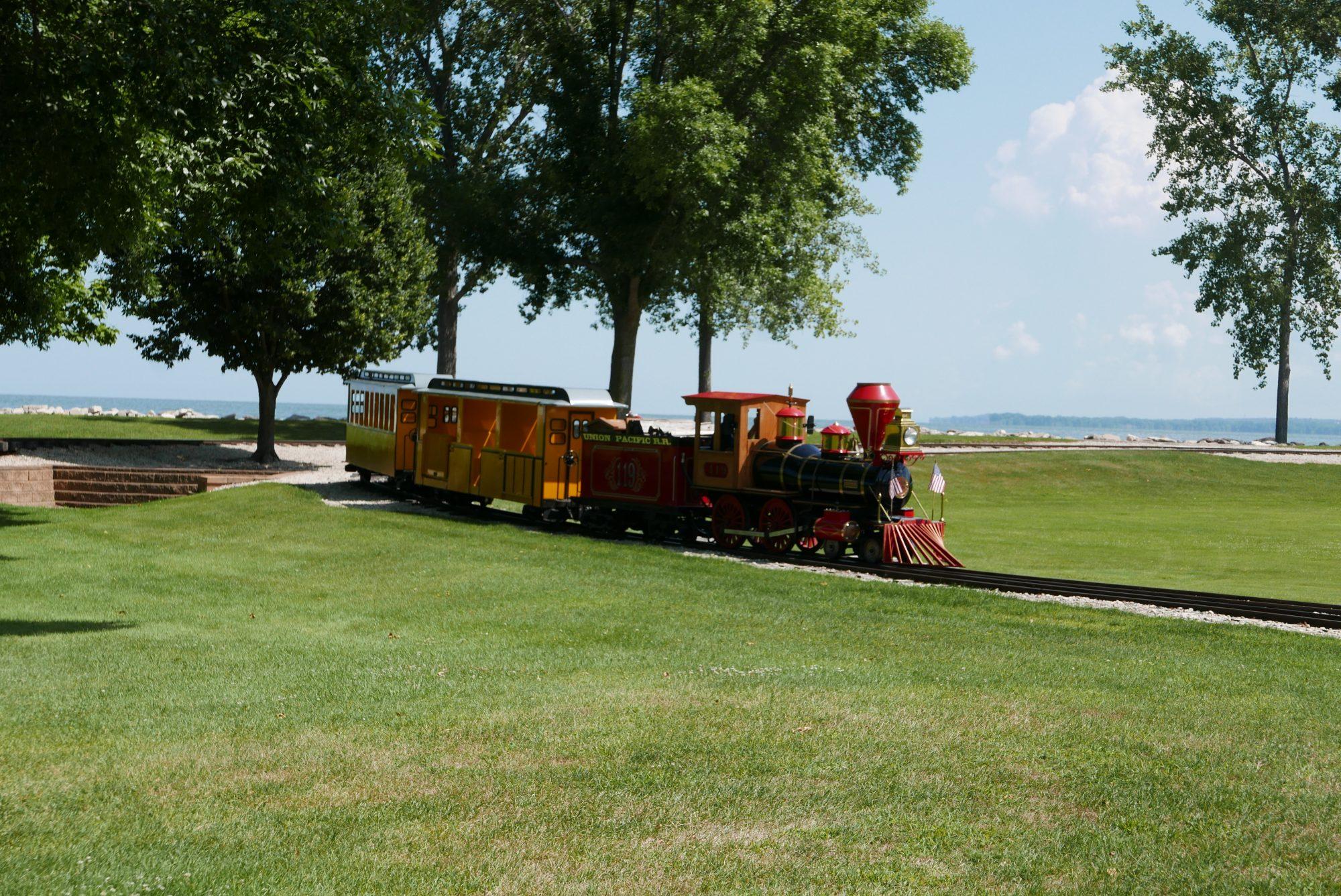 Bay Beach Train