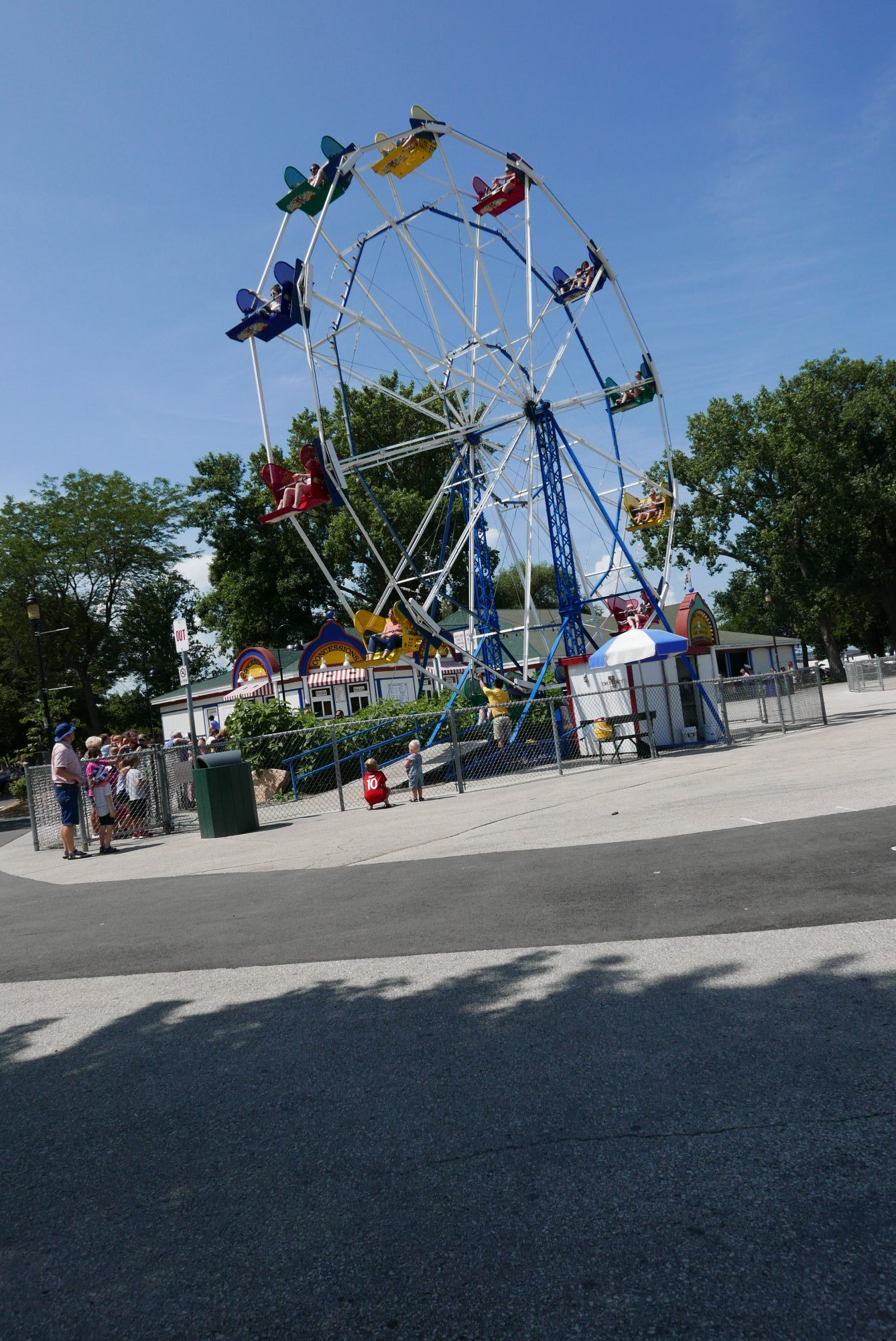 Bay Beach Ferris Wheel