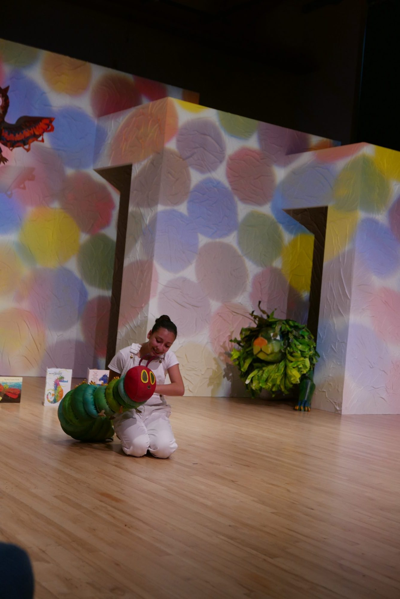 A Very Hungry Caterpillar Show