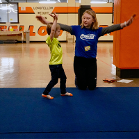 Kidnastics with Tosa Rec Department