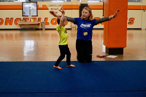 Kidnastics with Tosa Rec Department