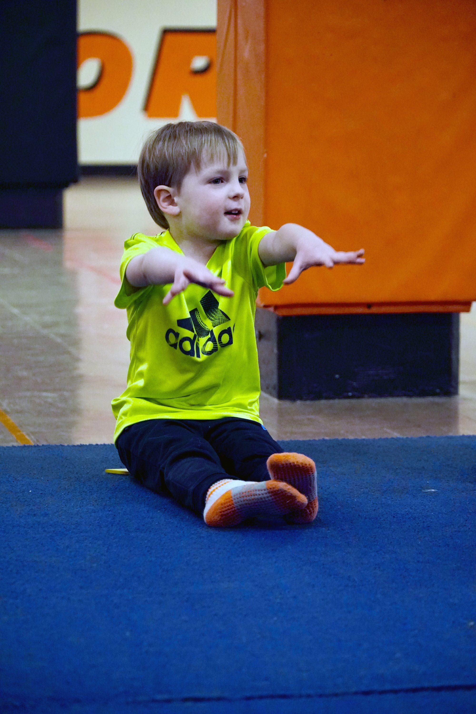 Kidnastics Tumbling Class