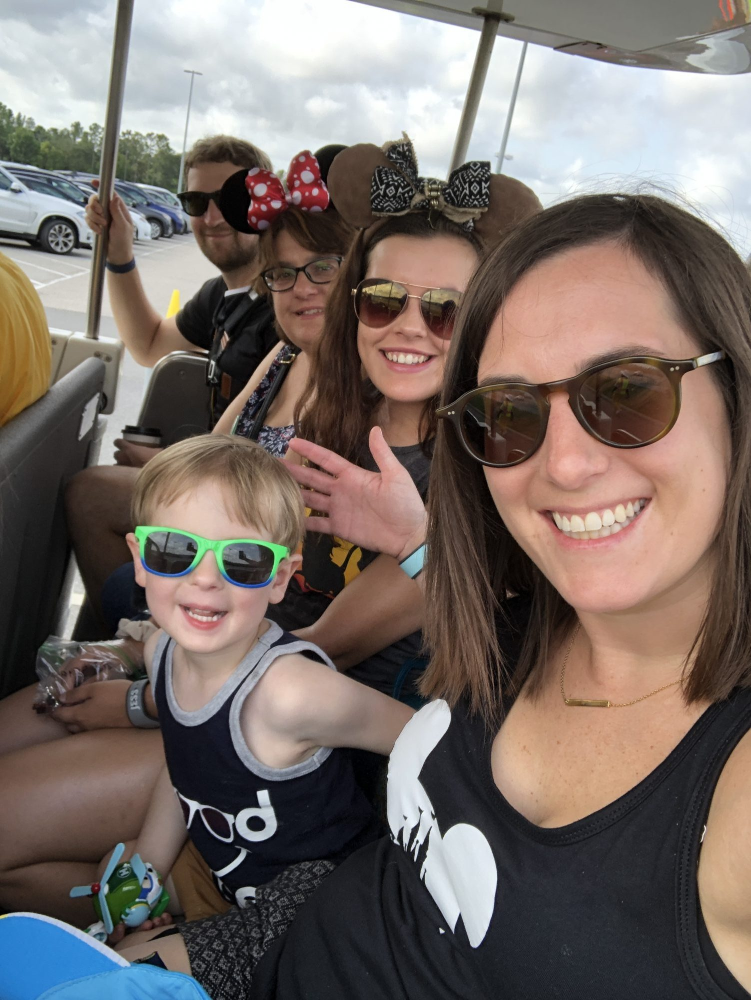 Disney Vacation with Kids