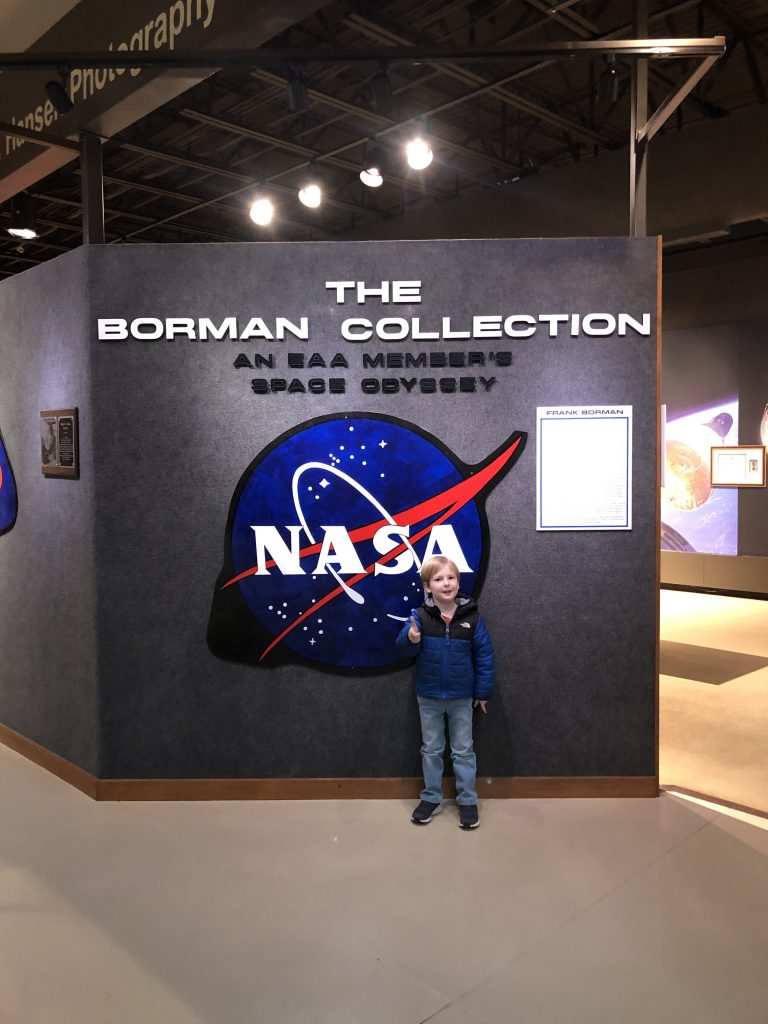 The Borman Collection: EAA Museum